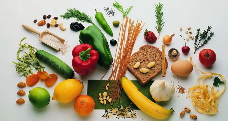 Список полезных продуктов питания