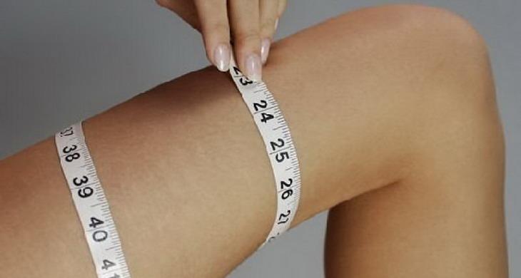 как похудеть на 7 дней