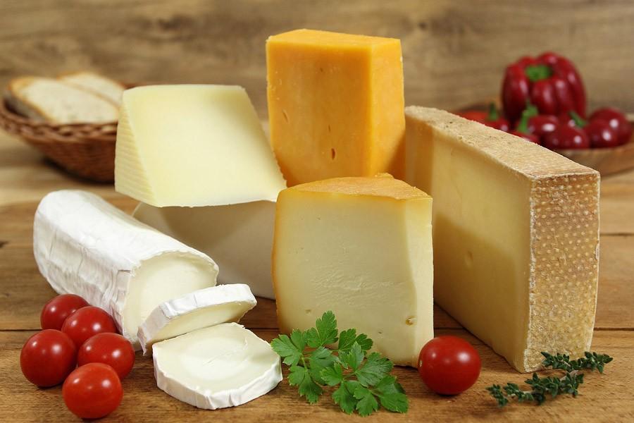 список полезных продуктов для похудения на холодильник