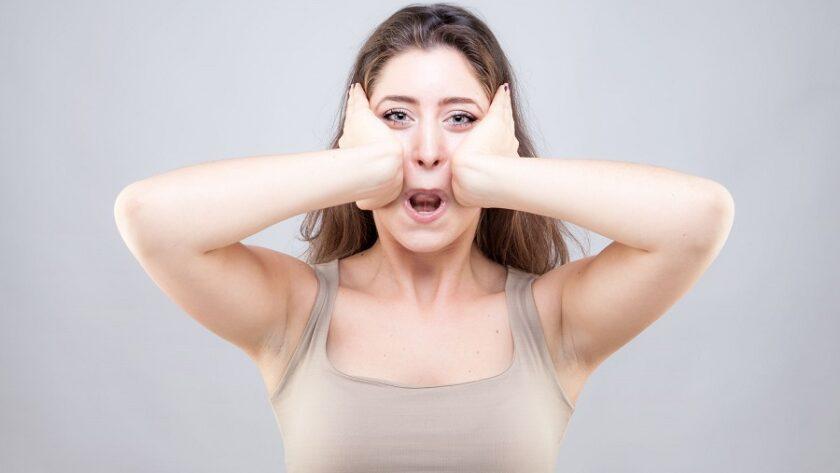 Упражнения для мышц лица и шеи