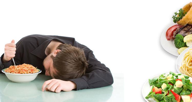 Почему хочется спать после еды