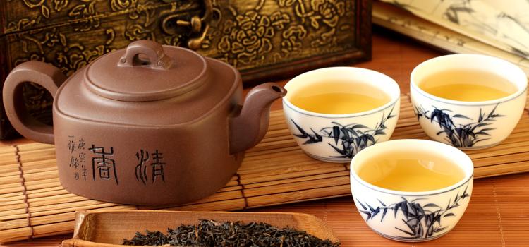 зеленый чай фото 12