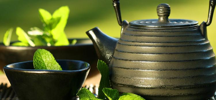 зеленый чай фото 11