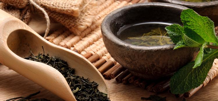 зеленый чай фото 6