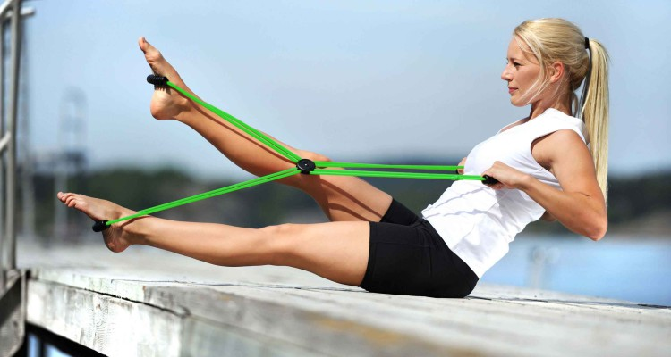 Калланетика упражнения для похудения