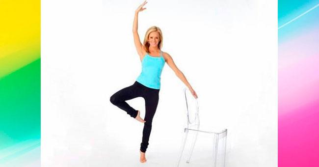 упражнения для ягодиц балет