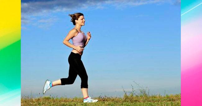 упражнения для ягодиц бег