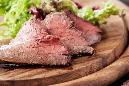 Полезные свойство говядины