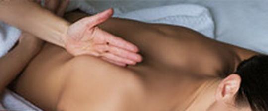 Техника (прием) стегание - массаж