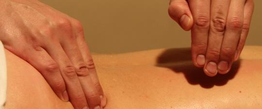 Техника (прием) похлопывание - массаж