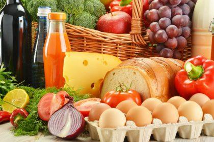 Список продуктов на правильном питании