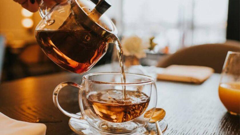 Влияние чая на организм