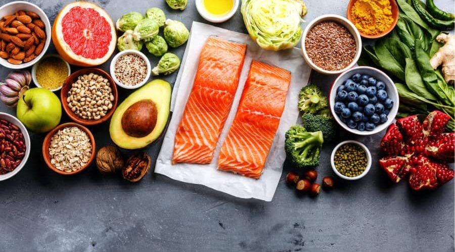 Суперпродукты - натуральные продукты питания