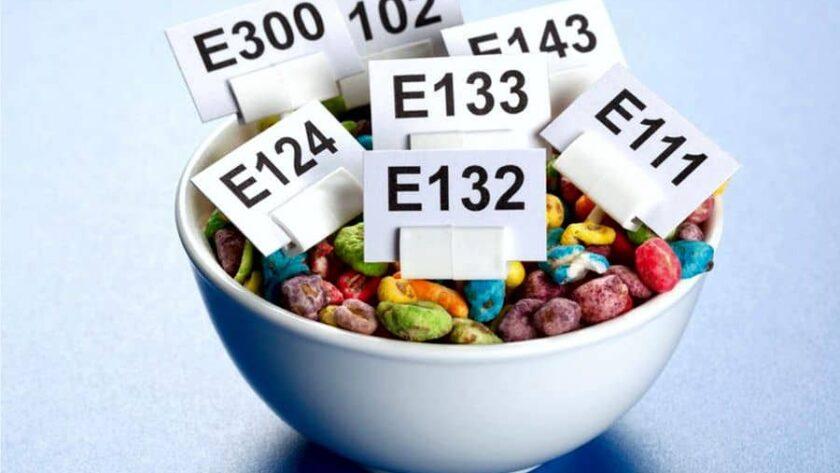 Безопасность пищевых добавок