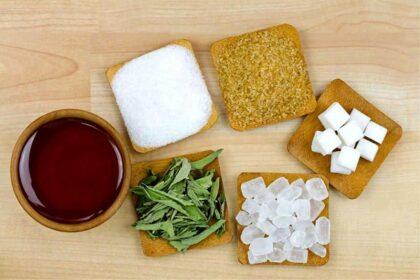 Чем заменить сахар при правильном питании