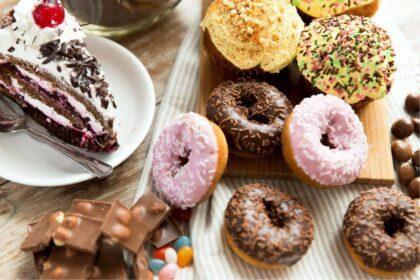 Сладости на диете